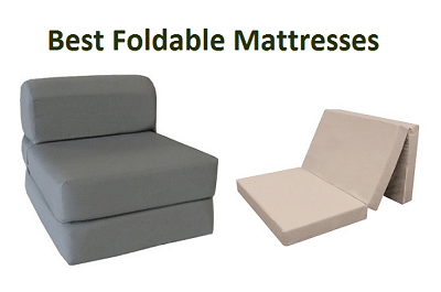 Top 10 Best Foldable Mattresses in 2018 - Complete Guide