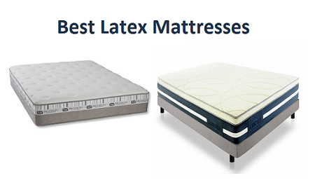Top 10 Best Latex Mattresses in 2018 - Complete Guide