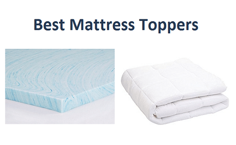 Medium image of top 10 best mattress toppers in 2018  u2013  plete guide