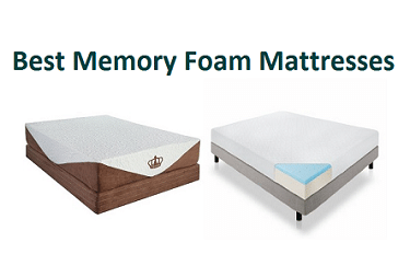 top 10 best memory foam mattresses in u2013 ultimate guide