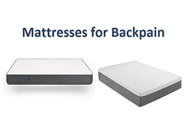 Top 10 Mattresses For Backpain In 2018 Complete Guide