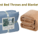 The Best Bed Throws and Blankets - Complete Guide