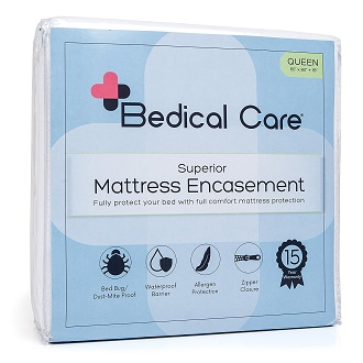 bedical care mattress encasement - Mattress Encasement