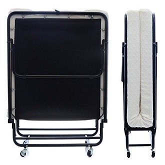 if youu0027re lucky you might still catch the layout metal folding bed frame with memory foam mattress on sale and when you do make sure you grab the chance