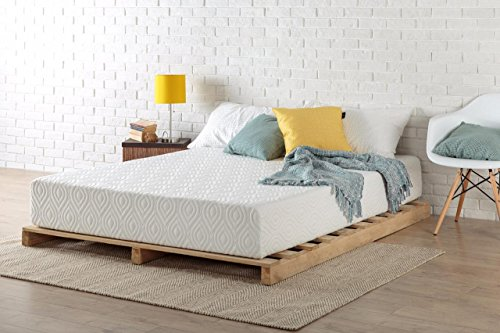 a little more expensive compared to other memory foam mattresses by zinus it must be because the zinus 10inch gel memory foam liberty mattress was