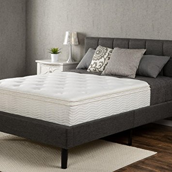 Top 10 Best Zinus Mattresses In 2018 Complete List