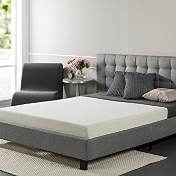 last but definitely not the least on this list of the best zinus mattresses is the zinus 6inch sleep master spring mattress this spring mattress is very - Cheap Memory Foam Mattress