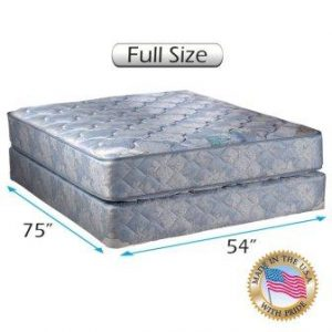 Chiro Premier Orthopedic Medium Firm (Blue Color) Full Size Best Orthopedic Mattresses