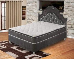 Spinal Solution Mattress,Pillow Top ,Pocketed Coil, Orthopedic Queen Size Mattress , Acura Collection