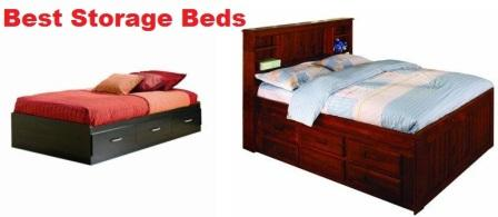 Top 10 Best Storage Beds in 2017-An Ultimate Guide