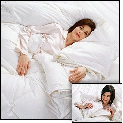 DreamTek Hypoallergenic Summer Light Weight Down Comforter