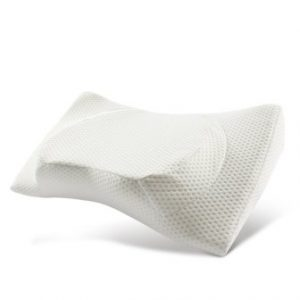 EasyLife185 Ergonomic Aloe Memory Foam Sleeping Pillow for Back and Side Sleeper