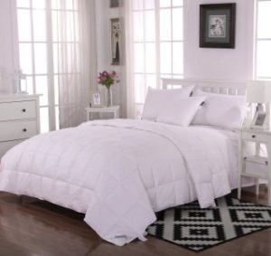 Sanxiang Lightweight 100% Washed White Goose Down Comforter