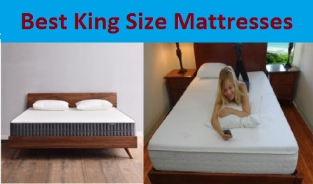 Top 15 Best King Size Mattresses in 2017