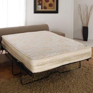 AirDream Hypoallergenic Inflatable Mattress with Electric Hand Pump for Sleeper Sofas, 60″ Queen