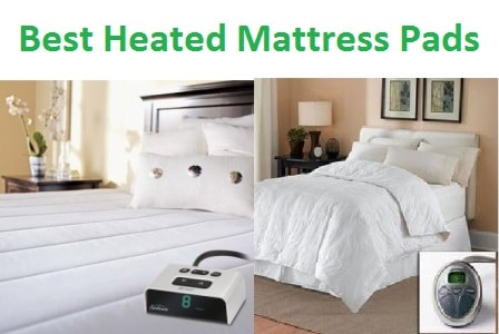 Top 10 Best Heated Mattress Pads in 2018 - Complete Guide