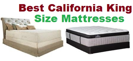 Top 15 Best California King Size Mattresses