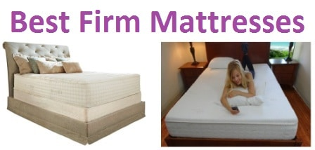 Top 15 Best Firm Mattresses in 2017 - Complete Guide
