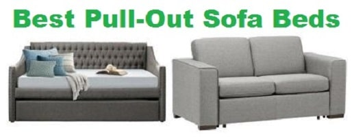 Top 15 Best Pull-Out Sofa Beds in 2018 - Complete guide