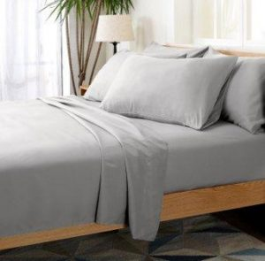 6 Piece Silky Soft Luxurious Comfortable Full Bed Sheet Set