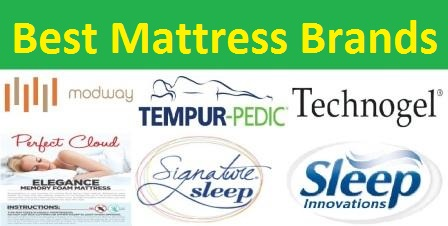 Top 40 Best Mattress Brands - A to Z Guide