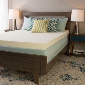 Top 10 Best Memory Foam Mattress Toppers in 2018 - Complete Guide