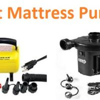 Top 15 Best Mattress Pumps in 2018