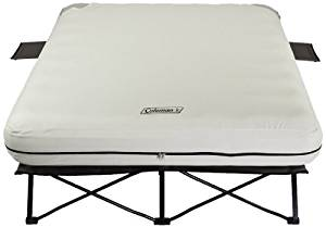 Coleman Queen Airbed Folding Cot