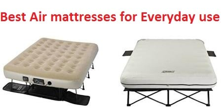 Top 15 Best Air mattresses for Everyday use in 2018 - Ultimate Guide