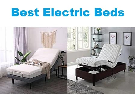 Top 15 Best Electric Beds in 2018 - Ultimate Guide