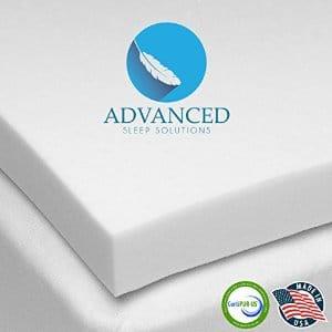 advanced-sleep-solutions-memory-foam-mattress-topper