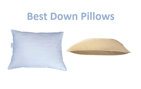 Top 15 Best Down Pillows In 2019 Ultimate Guide