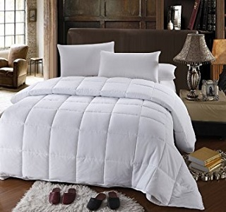 puredown-white-down-alternative-comforter-duvet-insert-king-cal-king-cotton-shell-300tc