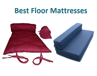 Top 15 Best Floor Mattresses In 2020