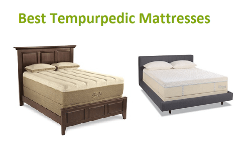 Top 10 Best Tempurpedic Mattresses in 2018 - Complete Guide