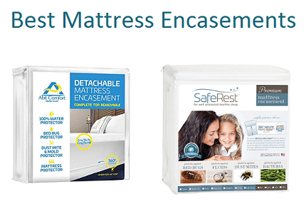 Best Mattress Encasements