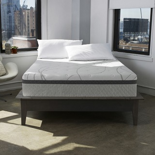Sleep Innovations 12 Inch Skylar Gel Memory Foam Mattress