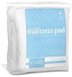 Bamboo Mattress Pad Extra Plush Cooling Topper Review