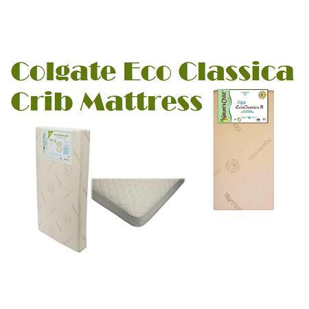 Colgate Eco Classica Crib Mattress Review