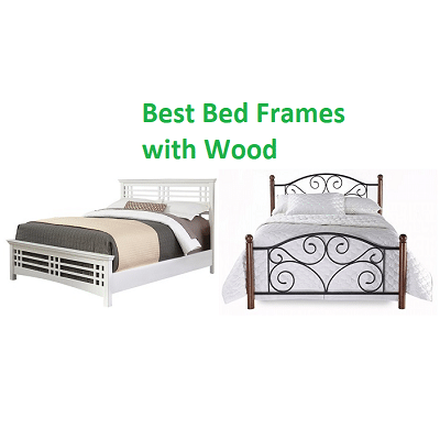 69f67503a Top 15 Best Bed Frames with Wood in 2019 - Complete Guide