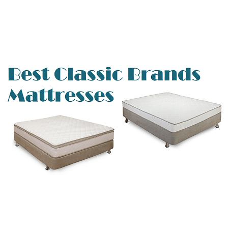 Best Classic Brands Mattresses