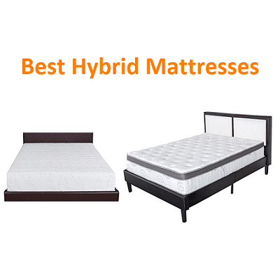 Top 15 Best Hybrid Mattresses In 2019 Ultimate Guide