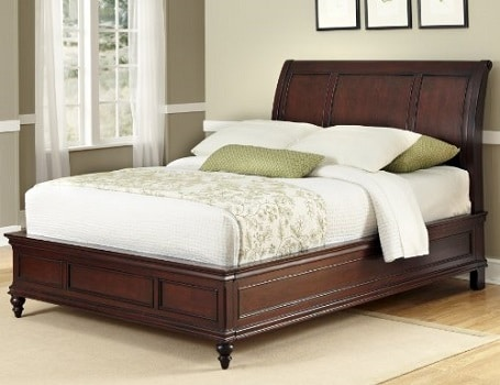Home Styles 5531-600 Bedford Bed Frame