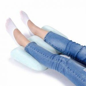 EasyLife185 Ergonomic Aloe Memory Foam Sleeping Pillow