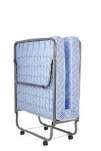 Milliard Lightweight 74 by 31-Inch Folding CotBed with Mattress