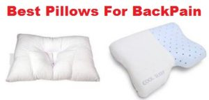Top 15 Best Pillows For Backpain In 2019 Complete Guide