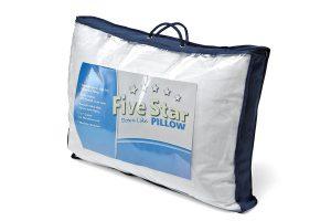Five Star Down Alternative Pillow