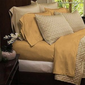 Mandarin Home Luxury Bamboo Bed Sheets