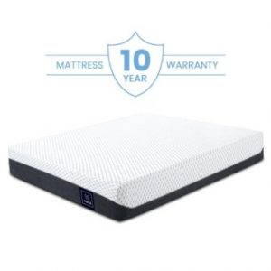 Muse Cooling Gel-Infused Foam Mattress