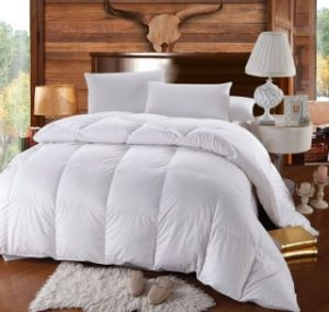 Royal Bedding Down-Comforter 500-Thread-Count Siberian Goose Down Comforter